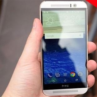 One M9 MWC'ye HTC Damgası Vurdu