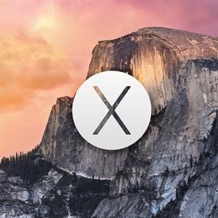 OS X 10.10.3 Yosemite 5. Beta Sürümü Yayınlandı