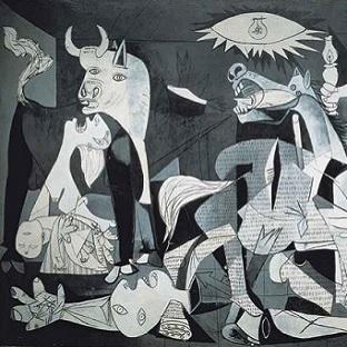 Pablo Picasso-Guernica'yı anlayabilmek...