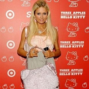 Paris Hilton' un Ağzı Olmayan Kedisi