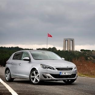 Peugeot 308'e Dizel Otomatik Geldi. [Lansman]