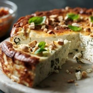 Peynirli Dereotlu Kek Tarifi