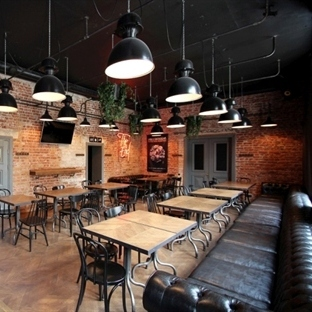 Ramūnas Manikas'dan Klaipėda'da Tabu Restaurant