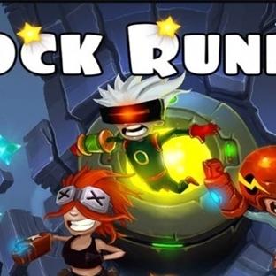 Rock Runners Android Uygulaması