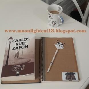 Rüzgarın Gölgesi - Carlos Ruiz Zafon * Kış Okuma Ş