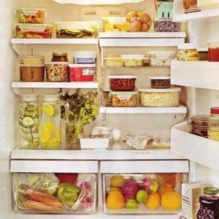 Sağlıklı Beslenmek İçin Buzdolabı Yerleşimi Nasıl
