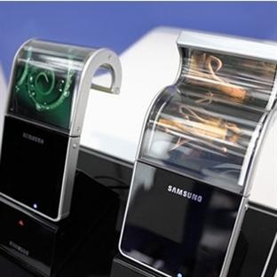 Samsung'dan Esnek(OLED) Ekrana Dev Yatırım