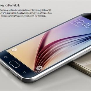 Sansung Galaxy S6 Özellikleri