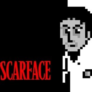 Scarface bir atari oyunu olsaydı?