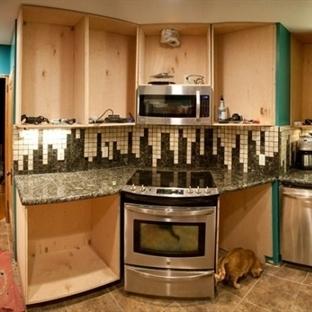 Seramiklerle Güzelleşen Mutfaklar
