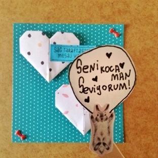 Sevgiliye Kartpostal