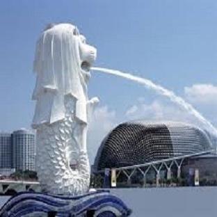 Singapur'dan Sevgilerle