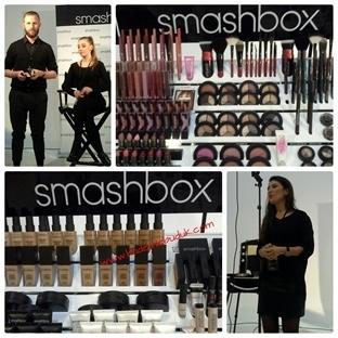 Smashbox Türkiye Lansmanı