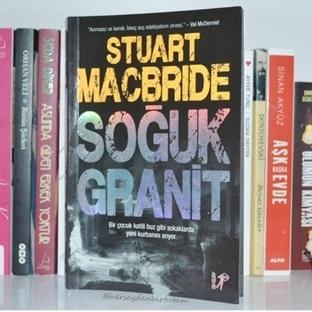 Soğuk Granit / Stuart Macbride - Kitap Yorumu