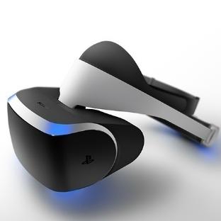 Sony'den sanal gerçeklik gözlüğü: Project Morpheus
