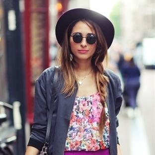 Takip Edilesi Moda Blogları: Preppy Fashionist