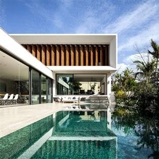 Tedl Aviv'de Akdeniz stili villa