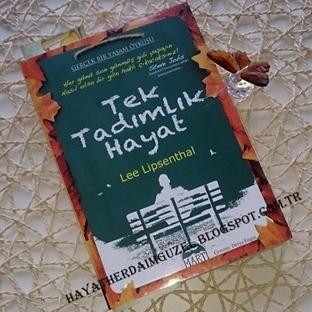 TEK TADIMLIK HAYAT/ LEE LİPSENTHAL