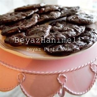 Unsuz çikolatalı kurabiye (glutensiz)