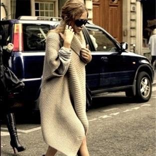 Uzun Hırka Nasıl Giyilir?