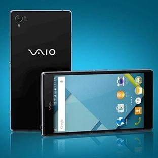 Vaio Smartphone, Dünyanın ilk Vaio Telefonu