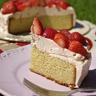 Vanilyalı Yağsız Pasta Tarifi