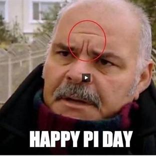 Virgülden Sonramsın Pi