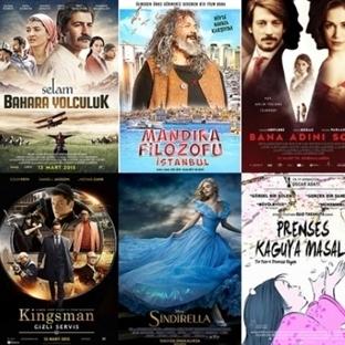 Vizyona Giren Filmler : 13 Mart