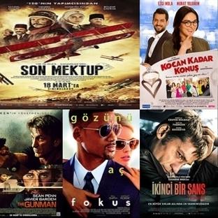 Vizyona Giren Filmler : 20 Mart