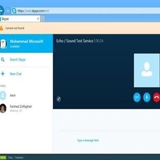Web Skype Tarayıcımıza Geliyor