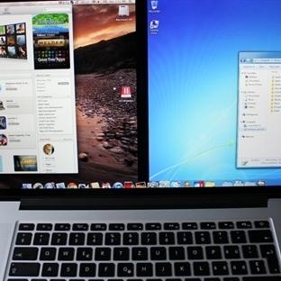 Yeni MacBook'lar Windows 7'yi Desteklemiyor