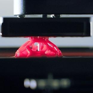 Yeni Nesil 3D Yazıcı Bir Kaç Dakikada Baskı Alıyor
