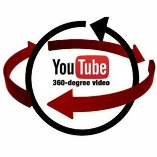 Youtube 360 Derecelik Videoları Destekledi