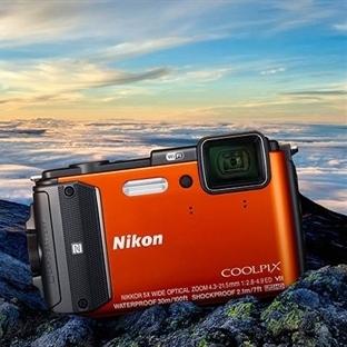 Zor Hava şartlarına uyumlu Nikon coolpix AW130