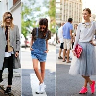 2015 İlkbahar-Yaz Modasının En Trend Kombinleri