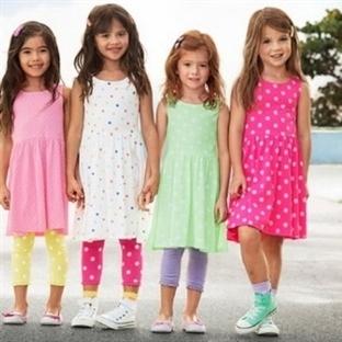 2015 Yaz H&M Kız Çocuk Kıyafet Modelleri