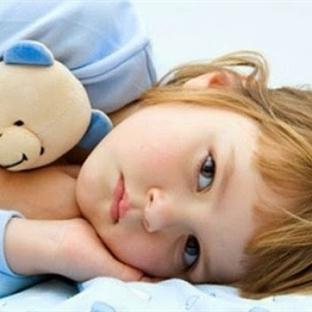 Ailesini Az Gören Çocukların Uykusu Sorunlu!