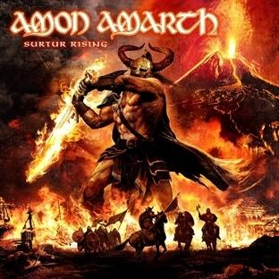 Amon Amarth / Surtur Rising