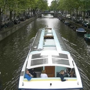 Amsterdam'a Ulaşım