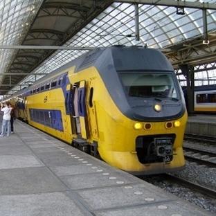 Amsterdam Tren Ulaşımı