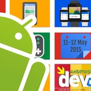 Android Geliştirici Günlerinde Sizi Neler Bekliyor