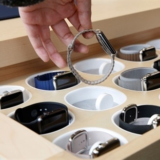 Apple Store'larda ki Apple Watch Deneyimleri