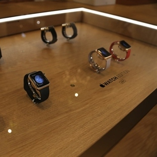 Apple Watch Ekran Camı Test Edildi!