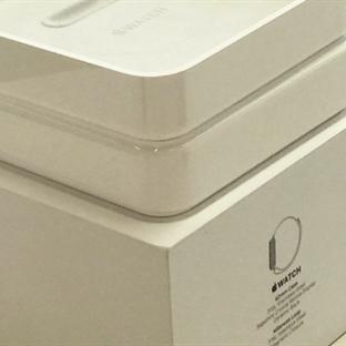 Apple Watch Kutusuyla Birlikte Görüntülendi