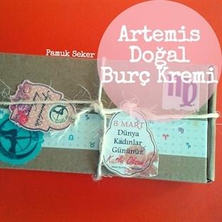 Artemis Doğal Burç Kremi | Başak