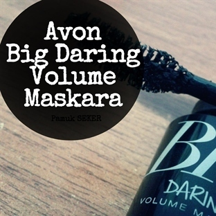 Avon Big & Daring Volume Maskara