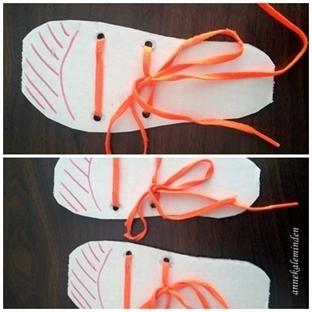 Ayakkabı Bağlamayı Öğrenmek
