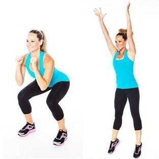 Bacak Sıkılaştıran 3 Egzersiz