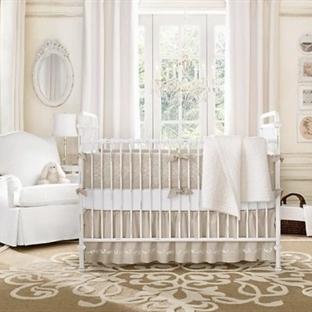 Bebeğinizin odasını hazırlamak