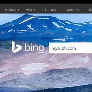 Bing'ten Gelen Son haberler Google Tedirgin Edecek